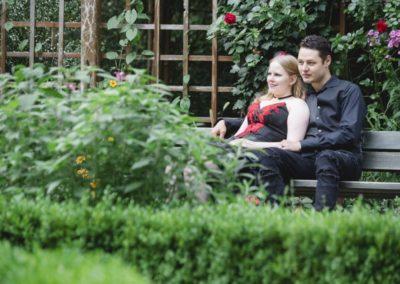Franziska & Fabian 04.08.2016 / 17 Hochzeitsgäste / WOW-Gothik Style