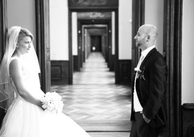 Sonja & Dimitrios 09.05.2015 / 320 Hochzeitsgäste / Edel Weiß & Creme
