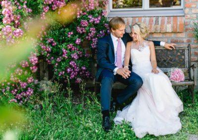 Franziska & Daniel 14.05.2016 / 100 Hochzeitsgäste / Vintage-Bohemia Style