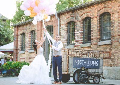 Ana & HP / 24.08.2019 / 130 Hochzeitsgäste / Rose Vintage