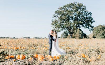 So schön kann der Herbst sein!!! Bald mehr Bilder zur Hochzeit…