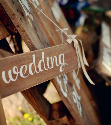 Bettina Ponzio, Weddingplaner in Augsburg - Rustikale Hochzeit