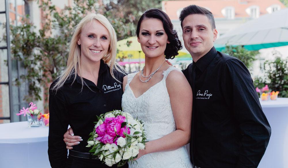 Lesen Sie unsere Bewertungen - Bettina Ponzio, Weddingplaner in Augsburg
