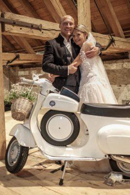 Conny & Peter Hochzeit