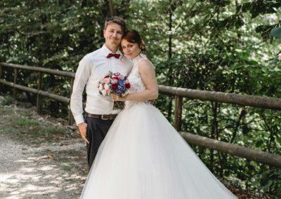 Violetta & Igor 03.08.2018 / 60 Gäste / Märchenwald